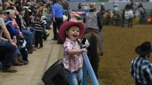 Grays Harbor Mounted Posse Indoor Pro Rodeo 1
