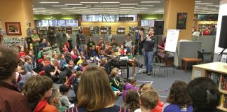 Timberland Regional Library Author Talk with Kazu Kibuishi Olympia