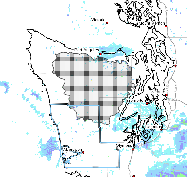 Winter Storm Warning Map 02.11.19