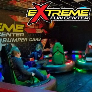 Aberdeen Bumper Cars at Extreme Fun Center