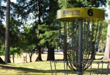 Aberdeen Sam Ben Disc Golf Course