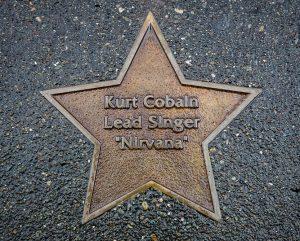 Cobain Star Downtown Aberdeen