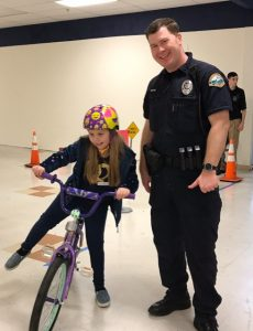 GHCH Community Partnerships Bike Rodeo