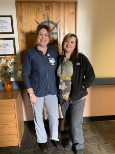 Grays Harbor Community Hospital CUPS Nurses