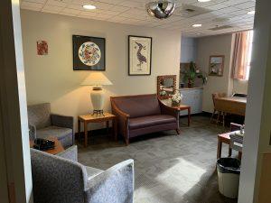 Grays Harbor Community Hospital CUPS Patient Lounge