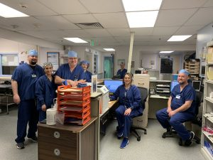 Grays Harbor Community Hospital Surgical Site Infection Rates Operating Room Staff