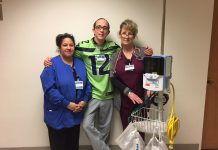 Grays Harbor Community Hospital Respiratory Therapy staff