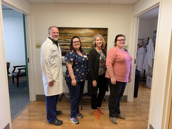 Grays Harbor Community Hospital Urology staff