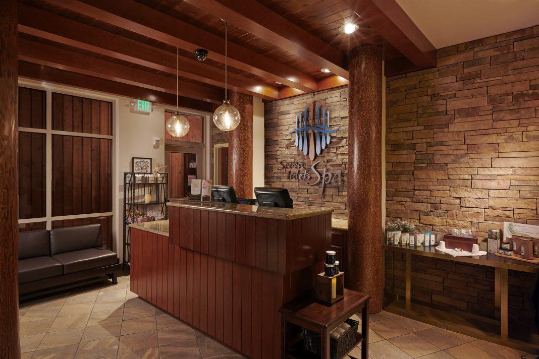 Little Creek Casino Resort June 2019 spa escape