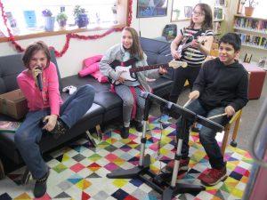 Timberland Regional Library Summer Program Teen Zone