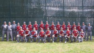 Hoquiam High School Baseball Team