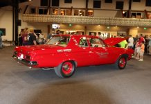 Little Creek Casino Resort Cruise at the Creek 2019 hotrods