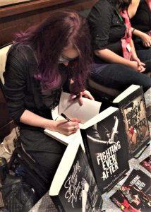 Stephanie Hoffman McManus Book Signing