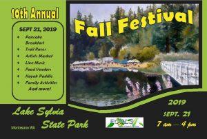 10th Annual Lake Sylvia State Park FALL FESTIVAL @ Lake Sylvia State Park