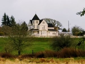 Grays Harbor Historic Homes Ocosta Mansion Historic Grossman Home