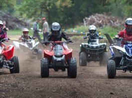Grays Harbor ORV Kids on Quads