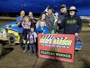 Grays Harbor Raceway family fun