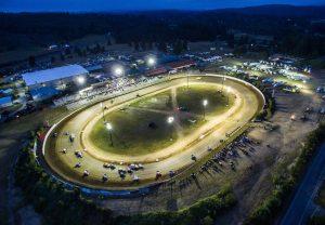 Grays Harbor Raceway night racing