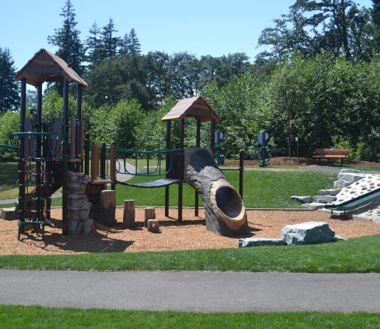 Summit Pacific Medical Center playground
