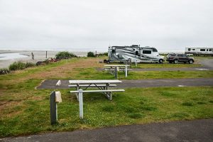 Where to camp in Grays Harbor Washington Camping at Pacific Beach