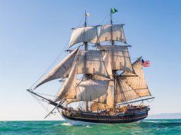 grays harbor tall ships Lady Washington tours Aberdeen 2
