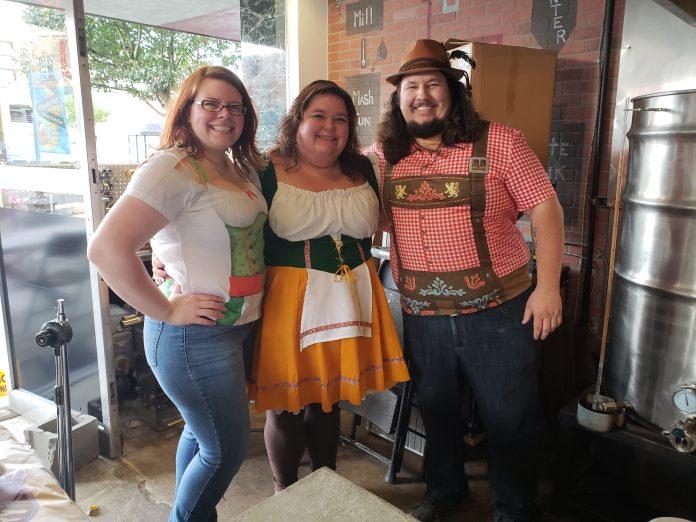 2019 Oktoberfest Grays Harbor Steam Donkey