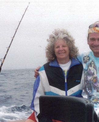 Grays Harbor RehabVisions Louie Jean Taylor and her husband Mike