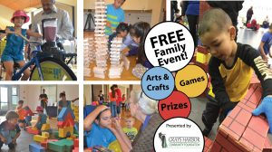 Free Kids Event: Build Off Early Learning Fun Fair @ Shoppes at Riverside