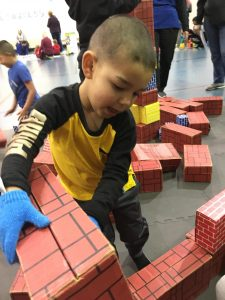 Child Care Action Council Build Off Early Learning Fun Fair Grays Harbor BLOCKfest