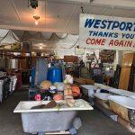 Earthwise salvage Westport sign