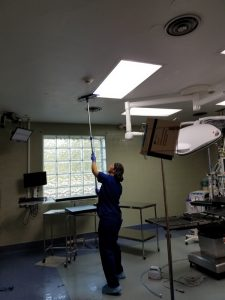 Grays Harbor Community Hospital Environmental Services Cleaning