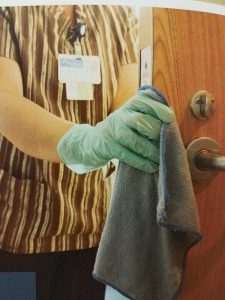Grays Harbor Community Hospital Environmental Services Cleaning Methods