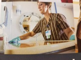 Grays Harbor Community Hospital Environmental Services Infection Prevention