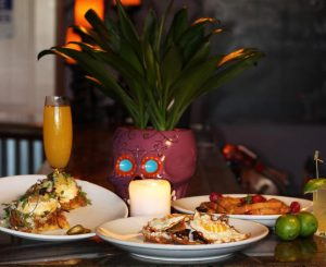 Latino Cusine in Aberdeen meal and drink by plant Las Cabanas Restaurant