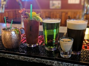 Places to get a Beer in Elma ShuJacks