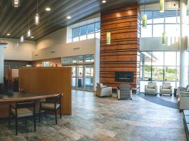 Summit Pacific Medical Center Medication Assisted Treatment waiting room