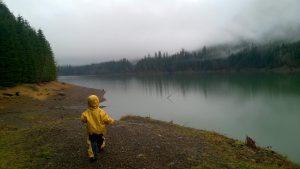 Visiting wynoochee Lake via Amira Umpres