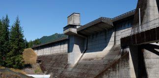 Wynoochee Dam