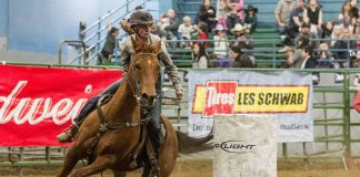 Clash of THe Cowboys 2019 Grays Harbor County Fairgrounds