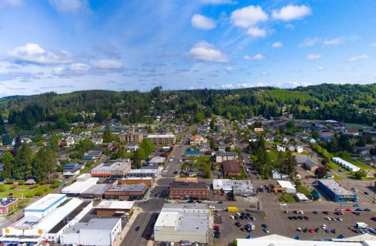 Creative Arts District Montesano