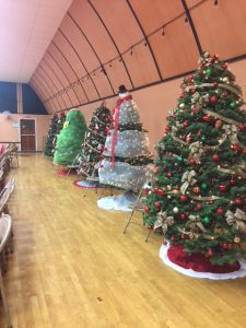 Holiday Actvities Grays Harbor County McCleary Santa Breakfast and Tree Auction