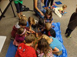 Timberland Regional Library-Aberdeen kid activities