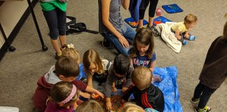 Timberland Regional Library-Aberdeen kid activities