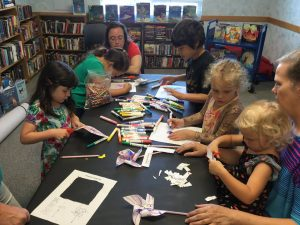 Timberland Regional Library -McCleary Crafts for kids