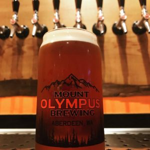 Where to get a beer in Aberdeen Mount Olympus Brewing