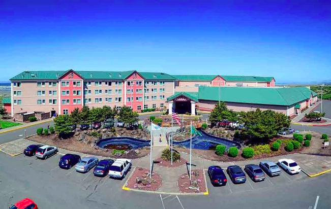 Where to stay on North Beach Quinault Beach Resort and Casino