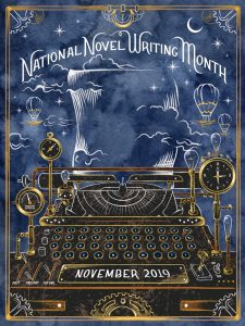 NaNoWriMo - Come Write In @ Montesano Timberland Library