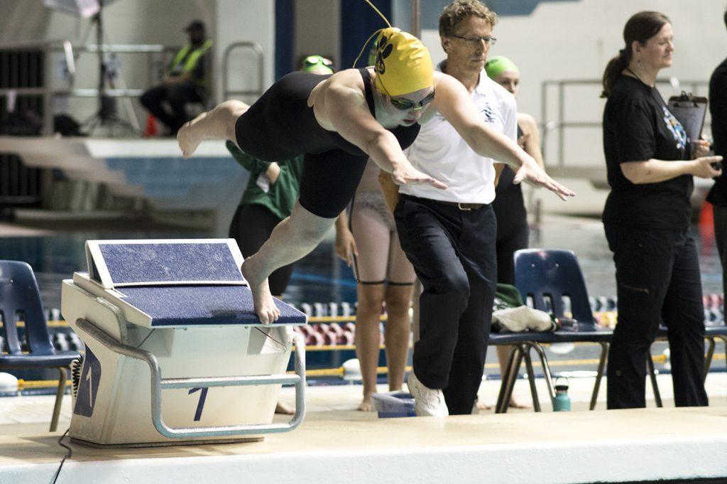Aberdeen girls swimming state