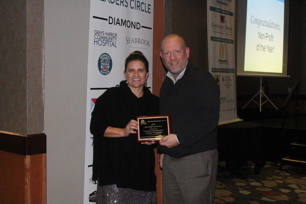 Coastal Community Action Program Award