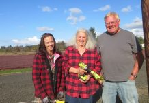 North Willapa Harbor Grange Daffodil Project Team